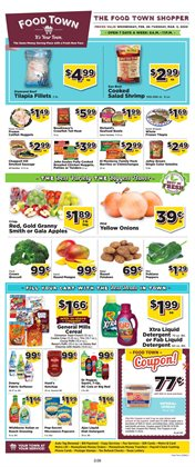 Food Town Store catalogue ( 2 days ago )