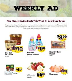 Grocery & Drug offers in the Food Town Store catalogue in Katy TX ( Expires today )