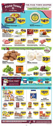 Grocery & Drug offers in the Food Town Store catalogue in Friendswood TX ( Expires tomorrow )