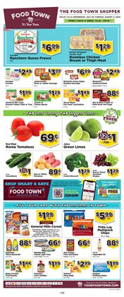 Food Town Store catalogue ( Expires tomorrow )