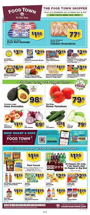 Food Town Store catalogue ( 3 days left )