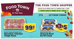 Grocery & Drug offers in the Food Town Store catalogue in Dickinson TX ( 2 days left )