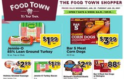 Grocery & Drug offers in the Food Town Store catalogue in Spring TX ( Published today )