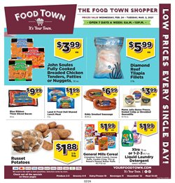 Grocery & Drug offers in the Food Town Store catalogue in Pearland TX ( Expires today )