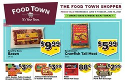 Grocery & Drug deals in the Food Town Store catalog ( 3 days left)