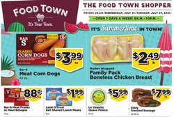 Food Town Store catalog ( Expires today)
