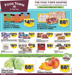 Food Town Store deals in the Food Town Store catalog ( 3 days left)