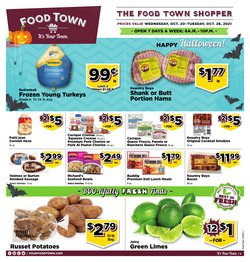 Food Town Store catalog ( 2 days left)