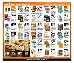 Slacks deals in the ACME weekly ad in New York