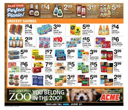Popcorn deals in the ACME weekly ad in New York