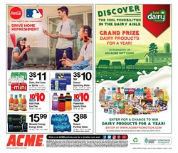 Sprite deals in the ACME weekly ad in New York
