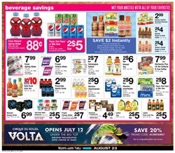 Pepsi deals in the ACME weekly ad in New York