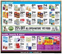 Scrub deals in the ACME weekly ad in New York