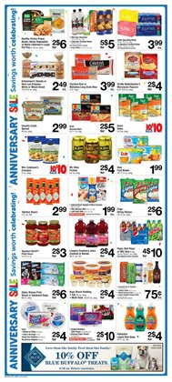 Donuts deals in the ACME weekly ad in New York