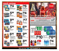Tours deals in the ACME weekly ad in New York