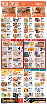 Footwear deals in the ACME weekly ad in New York