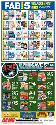 Bags deals in the ACME weekly ad in Flushing NY