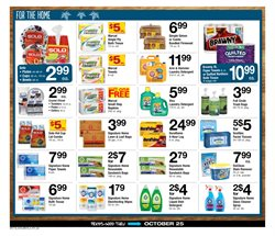 Trash bags deals in the ACME weekly ad in New York