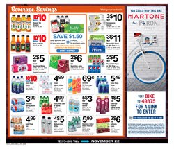 Gatorade deals in the ACME weekly ad in New York