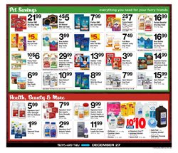 Animals deals in the ACME weekly ad in New York