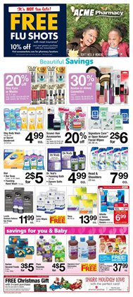 Optical deals in the ACME weekly ad in New York