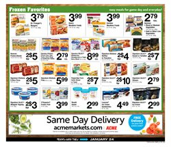 Onion rings deals in the ACME weekly ad in New York