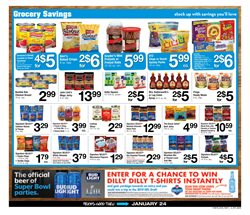 Microwave deals in the ACME weekly ad in New York
