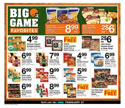 Tyson deals in the ACME weekly ad in Flushing NY