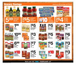 Lasagna deals in the ACME weekly ad in New York