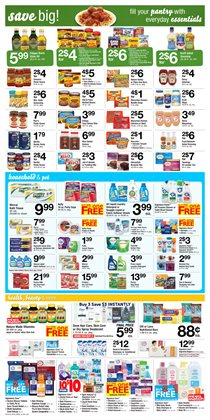 Gel deals in the ACME weekly ad in Poughkeepsie NY