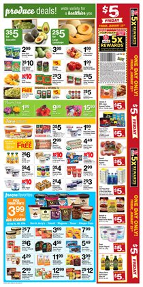 Watermelon deals in the ACME weekly ad in New York