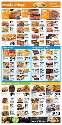 Fish deals in the ACME weekly ad in Poughkeepsie NY