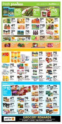 Pillsbury deals in the ACME weekly ad in New York