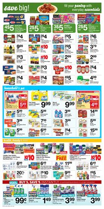 Toothbrush deals in the ACME weekly ad in New York