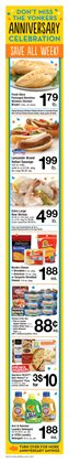 Pizza deals in the ACME weekly ad in New York