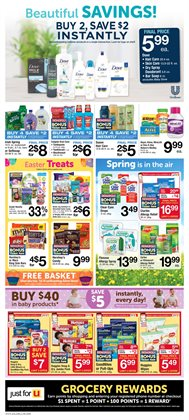 Colgate deals in the ACME weekly ad in New York