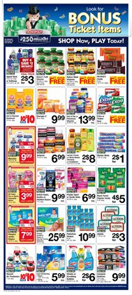 Lingerie deals in the ACME weekly ad in New York