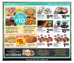 Kiwis deals in the ACME weekly ad in New York