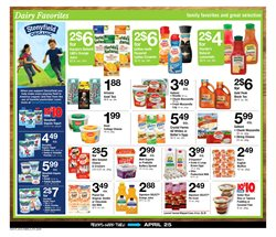 Juice deals in the ACME weekly ad in New York