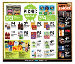 Oil deals in the ACME weekly ad in New York