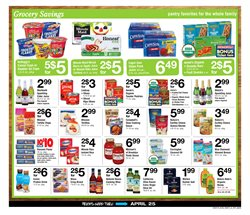 Cider deals in the ACME weekly ad in New York