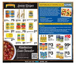 Onions deals in the ACME weekly ad in New York
