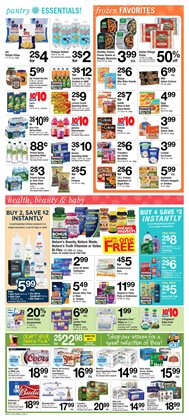 Deodorant deals in the ACME weekly ad in New York