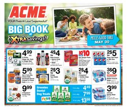 Grocery & Drug deals in the ACME weekly ad in Poughkeepsie NY