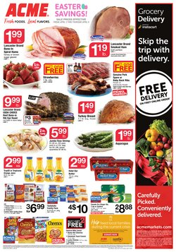 ACME catalogue in Stamford CT ( Expires tomorrow )