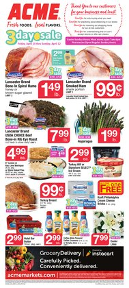 ACME catalogue in Stamford CT ( 8 days left )