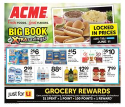 ACME catalogue in Freehold NJ ( 13 days left )