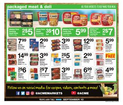 Picture & sound deals in ACME