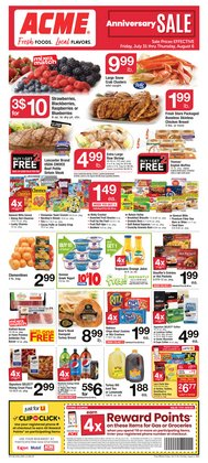 Back to school deals in the ACME catalog ( Expires today)