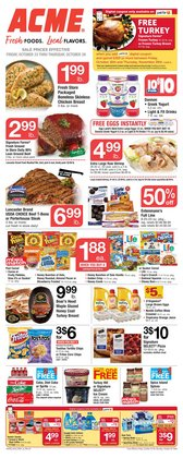 Halloween deals in the ACME catalog ( Expired)